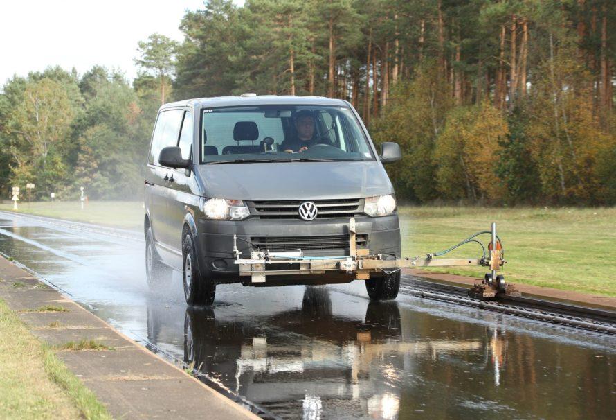 Test letních pneumatik: polovina dodávkových gum propadla