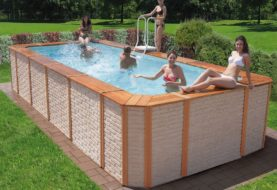 Nadzemní bazény