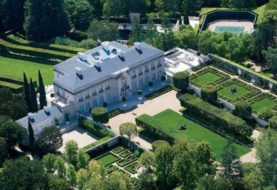 Nejdražší dům v Americe se prodává za $ 350 milionů