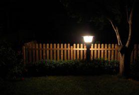 Vyberte si venkovní osvětlení jednoduše
