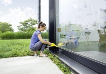 Znafoukané špíny už si vrásky dělat nemusíte, prostě ji zvašich oken setřete!
