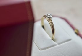 U zásnub nesmí chybět diamanty