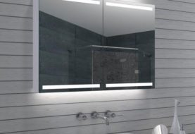 Zrcadlové skříňky – ideální řešení pro malé koupelny