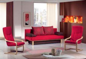 Rozkládací pohovky jsou nejuniverzálnějším kusem nábytku