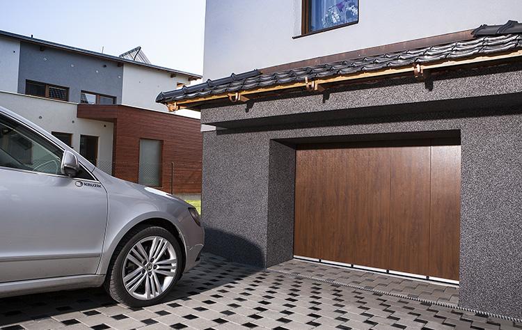 Jaká vrata se hodí k vaší garáži?
