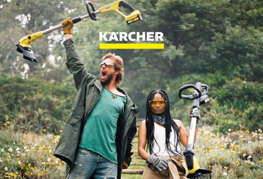 Ukažme opravdové lidi, říká letošní komunikace společnosti Kärcher