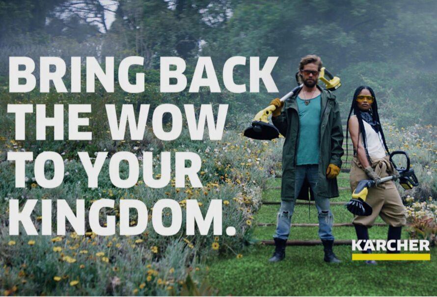 Nová kampaň – Moje zahrada, moje království právě startuje