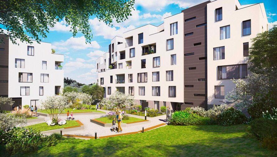 Bydlete ve vlastním v klidné a moderní pražské lokalitě